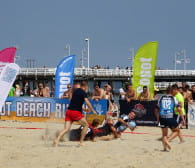 Weekend z rugby na międzynarodowo. Sopot Beach Rugby i turniej siódemek