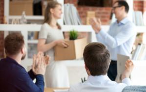 Pożegnanie pracownika - warto zrobić to dobrze