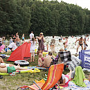 Jeziora wokół Trójmiasta alternatywą dla plaż