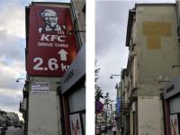 Koniec wielkich reklam przy al. Niepodległości