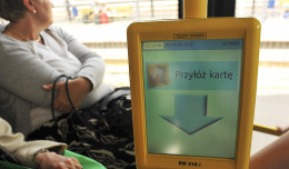 90 mln zł na zintegrowany bilet