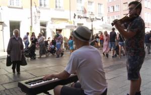 """Gdańsk bez muzyki ulicznej? Bo """"przeszkadza mieszkańcom"""""""