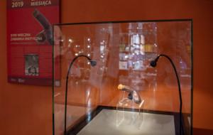 Erotyczna zabawka zabytkiem miesiąca w Muzeum Archeologicznym
