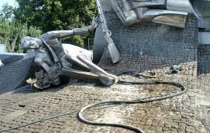 Pomnik Obrońców Poczty Polskiej będzie jak nowy