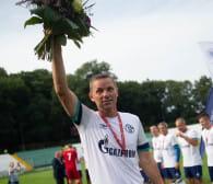 Benefis Tomasza Wałdocha. Wygrana Schalke, emocje do ostatnich sekund