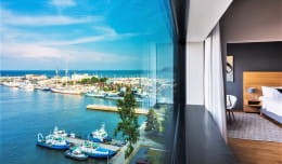 Hotele w Trójmieście z pięknym widokiem