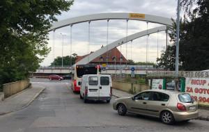 Otwierają nitkę wiaduktu Biskupia Górka, zamykają most nad kanałem