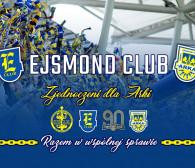 Ejsmond Club przejął 5 procent akcji Arka Gdynia SSA i sprzedaje udziały kibicom