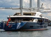 Najnowocześniejszy jacht Black Pearl w Gdańsku