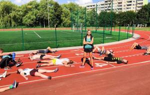 Rusz się! Treningi sprinterskie z Martyną Rakoczy