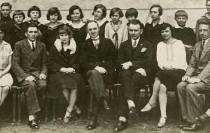 Kierownik pierwszej szkoły w Gdyni - Jan Kamrowski