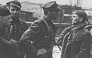 """""""Orzeł Karskiego"""" dla obrońcy Westerplatte Franciszka Dąbrowskiego"""