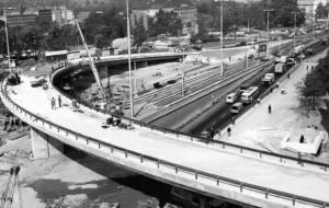 Budowniczy estakady na Okopowej: miasto nie ma na nią pomysłu