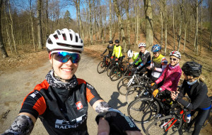 Sobota na kole - treningi kolarskie dla kobiet