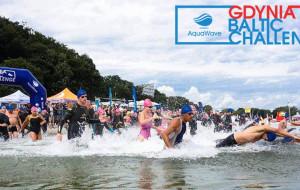 Gdynia Baltic Challenge. Pływackie zmagania 1 września