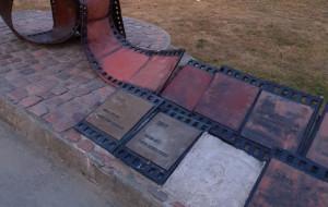Filmowy pomnik w Gdyni zostanie naprawiony