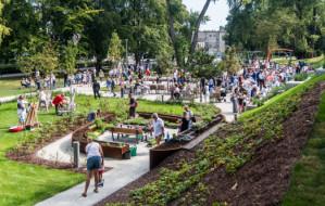 Park Centralny w Gdyni: pierwsza część już otwarta