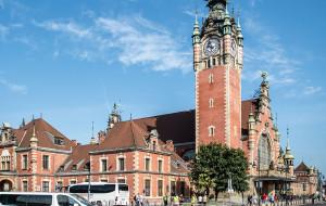 Rusza remont dworca Gdańsk Główny. Prace do końca 2021 roku
