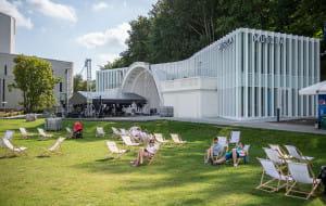 Muszla koncertowa w Gdyni: we wrześniu otwarcie
