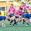 Inauguracja ekstraligi rugby. Ogniwo - Arka 31:3, Budowlani - Lechia 40:19