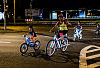Rowerzyści pożegnali wakacje w Gdyni