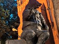 Niedźwiedź Wojtek wrócił na Monte Cassino