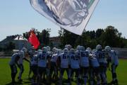 Białe Lwy Gdańsk - Miners Wałbrzych 0:28.Futboliści amerykańscy na ostatnim miejscu