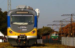 Dodatkowe pociągi SKM w trakcie Open'era