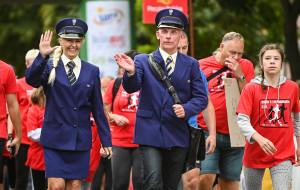 54.  Puchar Poczty Polskiej. Przebiegła 5 km w mundurze, spódnicy i pod krawatem