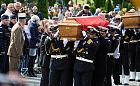 Pogrzeb adm. Piotra Kołodziejczyka z asystą wojskową
