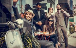 Sprezzatura: nonszalancja w modzie męskiej