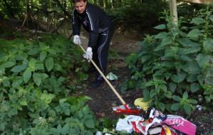 Wspólne sprzątanie lasów w sobotę
