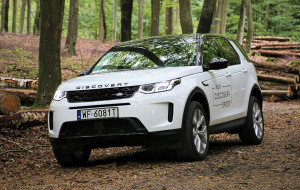 """Land Rover Discovery Sport: metamorfoza małej """"dyskoteki"""""""