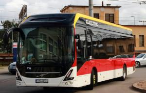 Elektryczne autobusy na testach w Gdyni