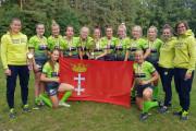 Rugbistki Biało-Zielone Ladies Gdańsk najlepsze na inuagurację mistrzostw Polski