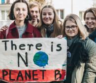 Strajk klimatyczny w Gdyni. Młodzi ostrzegali rządzących