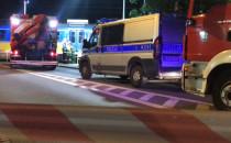 Pociąg SKM potrącił pieszego w Chyloni