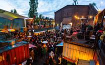 Red Box, festiwal architektury i koniec...