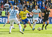 Arka Gdynia - Piast Gliwice 0:0. Dobry mecz z mistrzem Polski, zabrakło gola