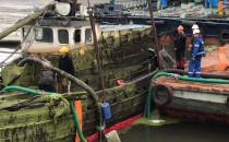 Wyciągnięto zatopiony jacht, który od lat...