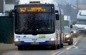 Gdynia: więcej autobusów w szczycie do Chwarzna i Wiczlina