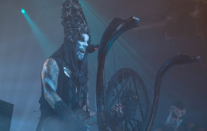 Blues i black metal. Relacja z koncertu Behemoth w B90