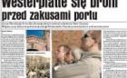 Westerplatte się broni