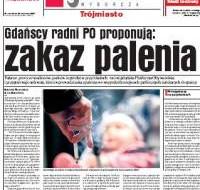Zakaz palenia-proponuje gdańska PO