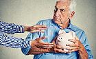 Seniorzy wciąż łapani na 'darmowe pokazy'