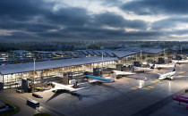 Rusza rozbudowa terminala na lotnisku w...