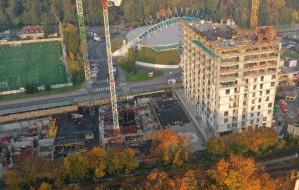 Redłowo. Dwie budowy przy Drodze Gdyńskiej