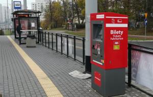 Nowe biletomaty w Gdańsku