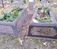 Przez cały październik sprzątali cmentarz w Kolibkach