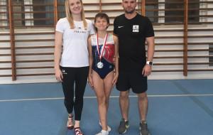 """Sport Talent. Marysia Rowińska, """"prywatna"""" gimnastyczka"""